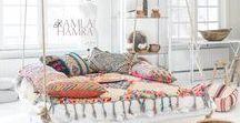BEDROOM BOHEMIAN / Wil je graag styling advies voor je slaapkamer, kom dan kijken op de website www.littledeer.nl #slaapkamer #bedroom #slapen