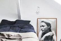 BEDROOM BLUE / Wil je graag styling advies voor je slaapkamer, kom dan kijken op de website www.littledeer.nl #slaapkamer #bedroom #slapen #blauw #blue
