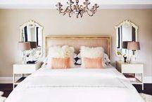 BEDROOM GLAMOUR / Wil je graag styling advies voor je slaapkamer, kom dan kijken op de website www.littledeer.nl #slaapkamer #bedroom #slapen #glamour