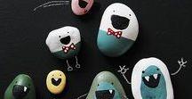 MAGNETS / Wil je graag styling advies, kom dan kijken op de website www.littledeer.nl #creatief #DIY #magnets #magneten