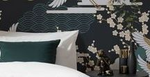 BEDROOM ORIENTAL / Wil je graag styling advies voor je slaapkamer, kom dan kijken op de website www.littledeer.nl #slaapkamer #bedroom #slapen #oosters #oriental