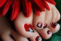 Nails / Uñas, uñas y uñas
