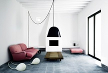 Interiors & Spaces / by Gerald Bonjing