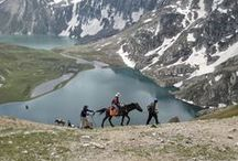 kashmir / enjoy the amazing natural beauty of Kashmir.  visit us at www.kashmir-ladakh-tourism.com