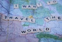 TO TRAVEL OR NOT / by ETNA NIKOLAIDOU