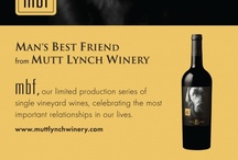Dog Lover's Wine / Mutt Lynch is a small dog-loving winery where they celebrate the joy of dogs and give back to the ones in need by contributing to shelters and rescue.  These beautiful, award winning wines are available at Earth Pets 404 NW 10th Avenue in Gainesville, Fl.