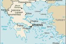 GREECE 4EVER / by ETNA NIKOLAIDOU