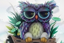 Cutee Owls