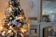 Noel en miniature / Tout pour Noel : Décorations & accessoires - Pâtisseries et sucreries - Miniatures & Maisons de poupées au 1/12ème