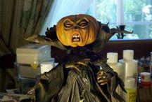 Personnages Maléfiques / Poupées ,Trolls, Lutins, Elfes, Farfadets et Ngomes * Dolls, Trolls, Elves, Elves, Goblins and Gnomes *