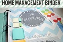 Organization - Household Binder