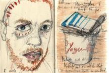 Sketchbooks and Travel Drawings