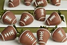 Game Day / Our picks for team-themed décor, crowd pleasing appetizers, and football sweets guaranteed to score a touchdown.  / by Herberger's
