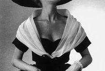 Fashion - 1950s / vintage dresses - fashion photography, 50s fashion