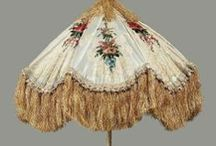 Accessories 19th Century /  Victorian Hats, Fans, Shoes and more from 1800-1899