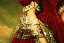 Fashion - 19th Century Dresses / Historical Dresses - Victorian Dresses -