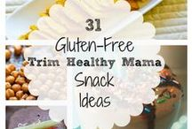 THM Snacks / Trim Healthy Mama Snack Ideas! S, E, and FP. Many of these work for Paleo and Candida as well! / by Working at Homeschool