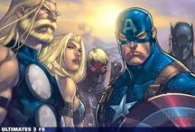 The Avengers / All things Avengers!  / by Christopher Nixon
