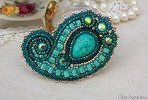My beadwork / Мои работы из бисера
