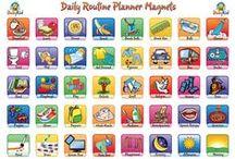 Daily routine/denní režim