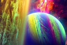 Universe Stars Planet