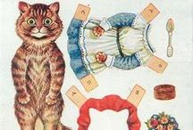 Print : Jeux, Jouets, Musique & Loisirs / Imprimables  à réduire pour miniature et maisons de poupées au 1/12ème  : Gabarits de boites, Etiquettes et Affiches