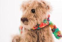 Teddy Bears and other HANDMADE gift Ideas.