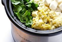 Crockpot Central / These time-saving crockpot recipes are designed for the busy working people of the world! They're simple, frugal, and will help keep your family fed with healthy home cooking instead of expensive, takeout junk food.
