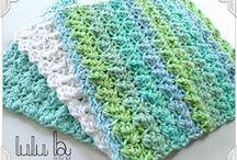 Knitting and crochet/pletení a háčkování