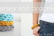 hand made bracelets/náramky