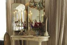 Chambres / Intérieurs - meubles et accessoires miniatures pour maisons de poupées au 1/12ème
