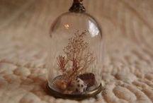 Objets de Décoration - Cadres Miroirs Vases & Bibelots / Miniatures au 1/12ème - Maison de poupées