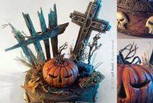 Tutos : Tout pour Halloween / Miniatures & Maisons de poupées au 1/12ème