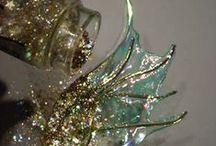 Tutos & Imprimables : Ailes / Tutoriels miniatures (1/12th) pour ailes de fées, lutins, elfes & Papillons