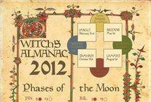 Print : Formules magiques & Incantations / Almanach - Ouija - Tarot -  Incantations & Documents de sorcellerie pour imprimables à réduire au 1/12ème - Maisons de Poupées