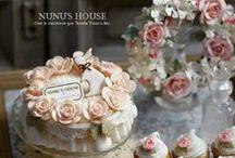 Réceptions - Mariages - & Baptemes / Accessoires miniatures pour maisons de poupées au 1/12ème
