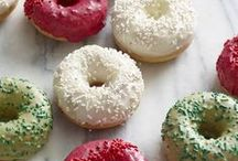Donuts Galore / Huge LOVE for donuts, donuts recipes, and donut cakes and desserts!