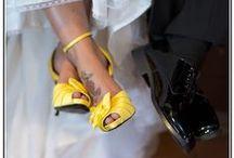 Żółte buty do ślubu? Lato to idealny czas na słoneczne wyróżnienie!