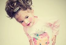 Little Miss' & Misters / Things I would love for my Daughter & Son. / by Nicollette Aguilar