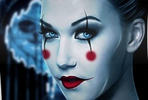 Novel Inspiration 4... / The Dark and Twisted Life at the Circus