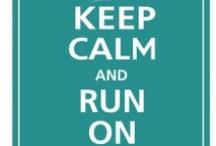 I love running ...