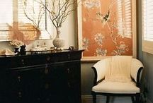 Asian Inspiration / Get some far out inspiration from the Far East. Add an exotic flavor to your space