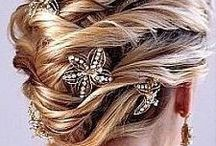 Haar style