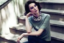Looks We Love / Editorial and celebrity looks we L.O.V.E