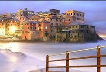 Genova / Se ti piacciono Genova e la Liguaria queste foto sono sicuramente il tuo miglior miraggio. www.milanogiornoenotte.com