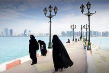 Abu Dhabi / Do you like the Arabic Peninsula? Guarda queste fantastiche fotografie di Abu Dhabi e la vita ti sorriderà... www.milanogiornoenotte.com