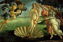 Italian Art / L'Italia è rinomata per la sua preziosa arte. www.milanogiornoenotte.com
