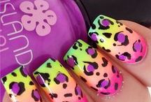 ABC Stores Island Girl® Nails / Created exclusively for ABC Stores Hawaii