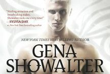 Gena Showalter books / Covers, quotes, snippets, character photos and more.