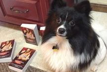 Showalter Rescue Dogs / Author Gena Showalter shares pictures of her beloved pets.